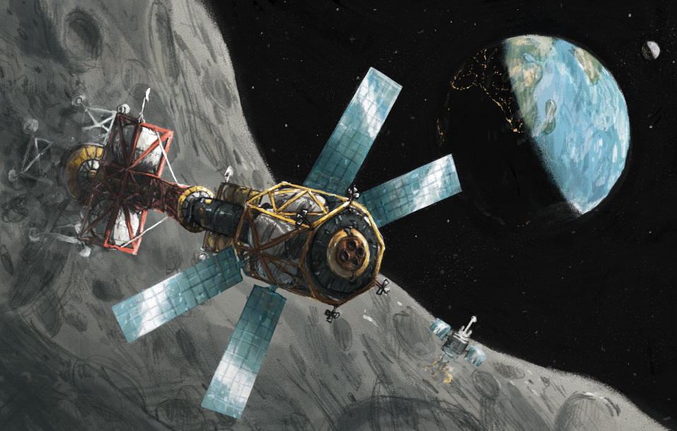 future space missions - 957×609