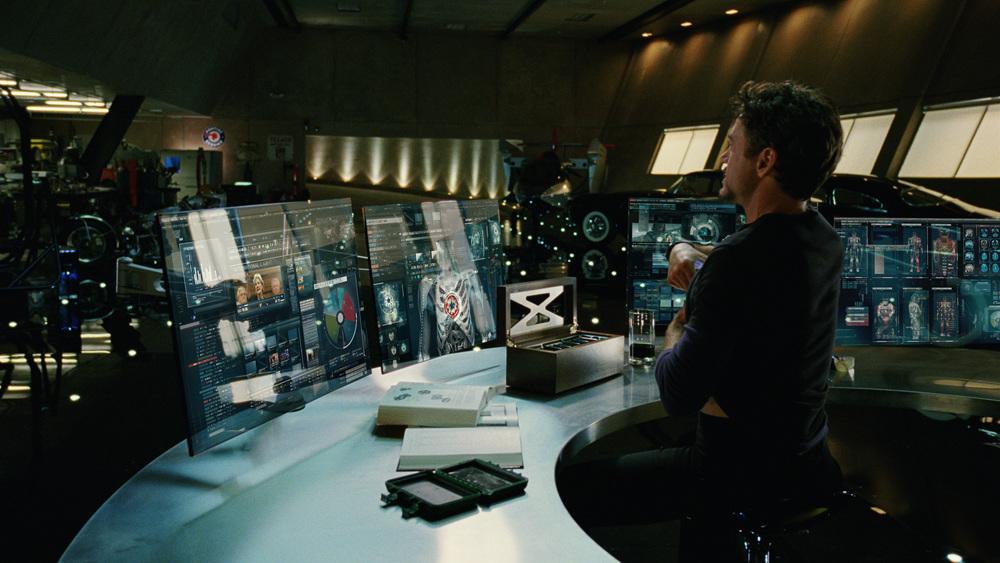 Iron Man 2 2010 Display Graphics Ilya V Abulkhanov
